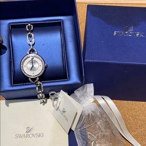 Swarovski bracelet watch